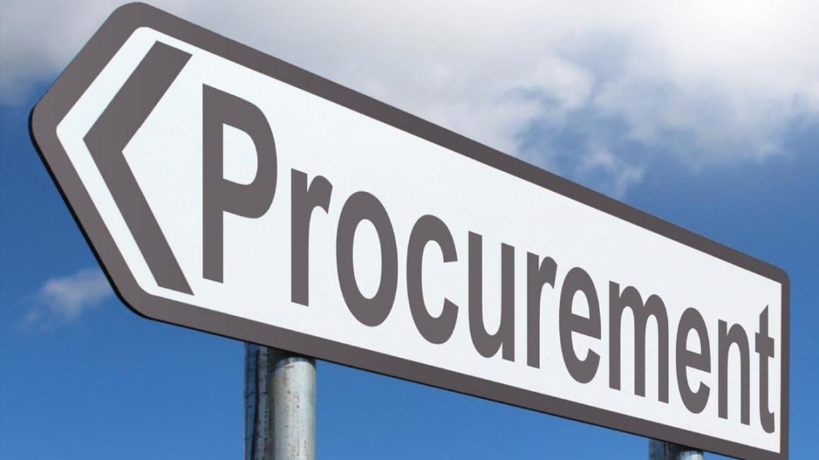 Procurement Sign