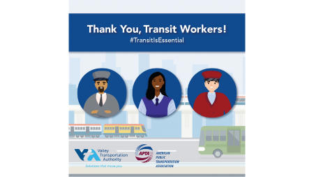 Transit Driver Appreciation Day Graphic