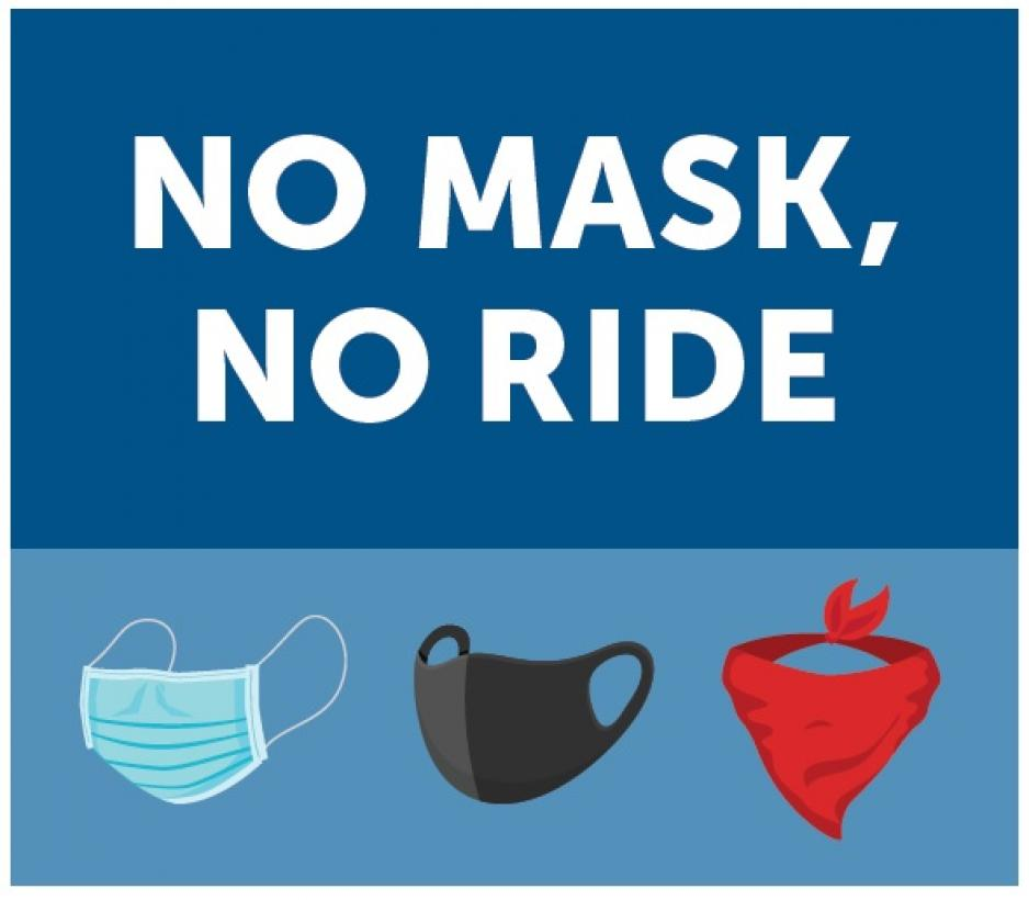 No Mask, No Ride