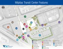 Milpitas Transit Center & BART Station | VTA